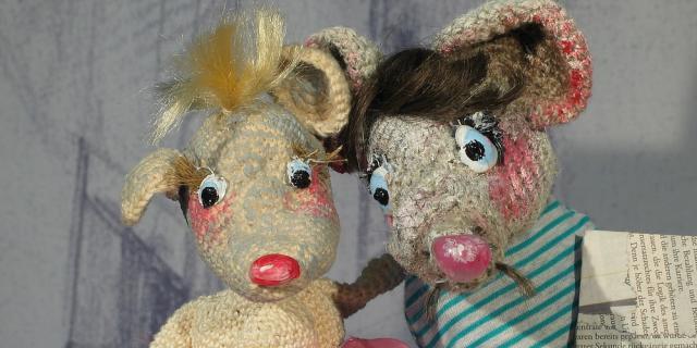 Die Geschichte vom Mäuseken Wackelohr (4+)