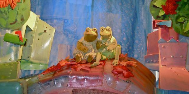 Frieda und Frosch